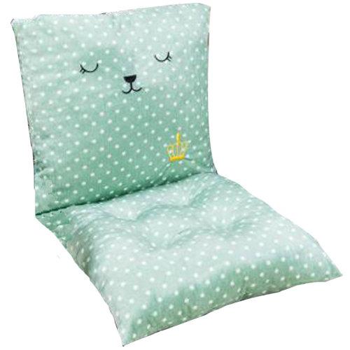 Cute Memory Foam Chair Pad And Cushions Grass Green