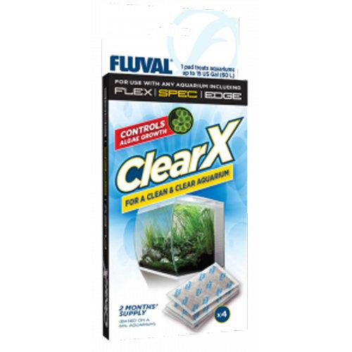 Fluval ClearX Filter Media Insert (4 Pack)