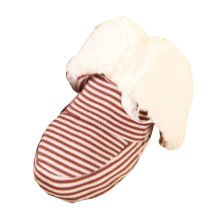 Toddler Infant Casual Shoes with Stripe Pattern Pre-walker Shoe