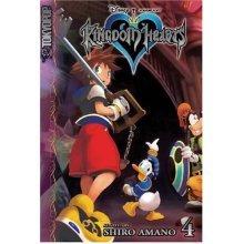 Kingdom Hearts: v. 4 (Kingdom Hearts) (Kingdom Hearts Junior Novels)