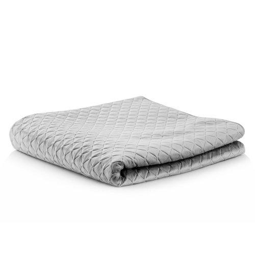 Bedspread 200 x 220 cm Grey ZOPRAN