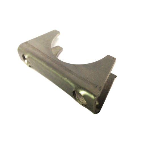 Universal Exhaust pipe cradle 26 mm pipe - T304 Stainless Steel