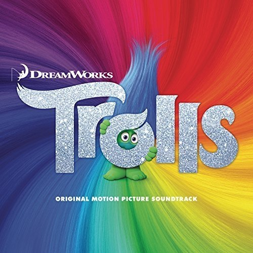 Trolls | Original Motion Picture Soundtrack CD