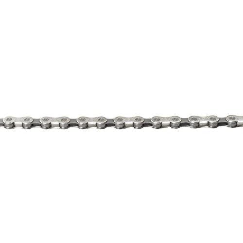 M Wave 10 Speed 1 2X11 128 X 116 Links Bicycle Chain Silver