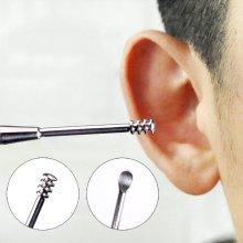 Stainless Steel Ear Picker Earwax Remover