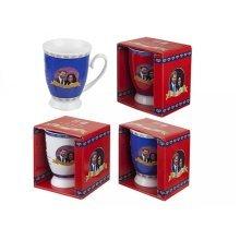 Royal Wedding Tulip Mug May 2018 Prince Harry Meghan Markle Souvenir Gift Cup Bone China