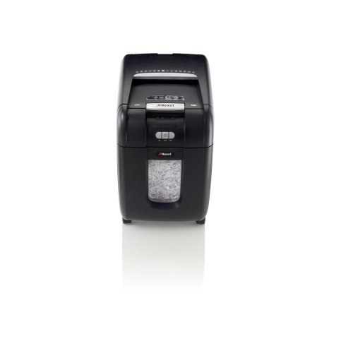 Rexel Auto+ 200X Cross Cut Shredder paper shredder