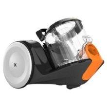Vax Impact 306 Bagless Cylinder Vacuum Cleaner - Black (Model No. C86IABE)