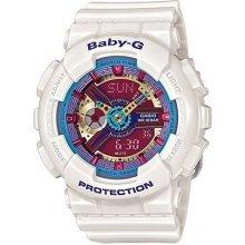 Casio Baby-G Street Fashion Ladies Watch BA112-7ACR