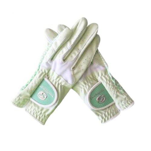 1 Pair Of Female Golf Gloves Non-slip Resistant Dirt Gloves-d