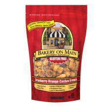 Bakery On main  Cranberry Orange & Cashew Granola 340g