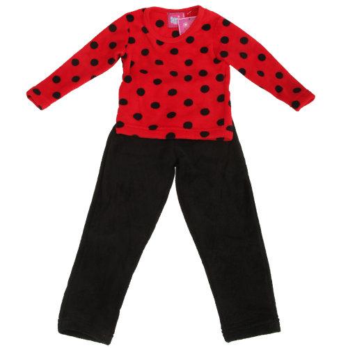 Selena Girl Childrens Girls Supersoft Fleece Pyjama Set