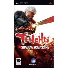 Tenchu Shadow Assassins Sony PSP Game