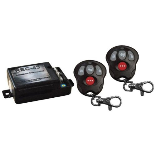 Excalibur REC43TPlus Omega 3 Channel Rec with Transmitters