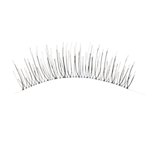 10 Pairs Handmade Natural Soft False Eyelashes Fake Eye Lash/ High Quality