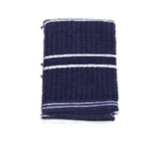 True Value 193099 13 x 13 in. Blue Dish Cloth - Pack of 3