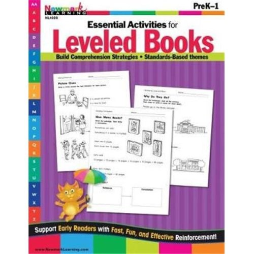 Newmark Learning NL1029 Activity Book - Essential Activities for Leveled Books