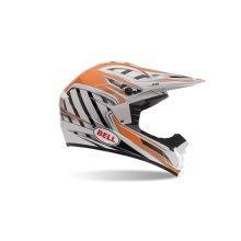 Bell Helmets 7049954 MX 2014 SX-1 Adult Helmet, Switch Orange, Medium