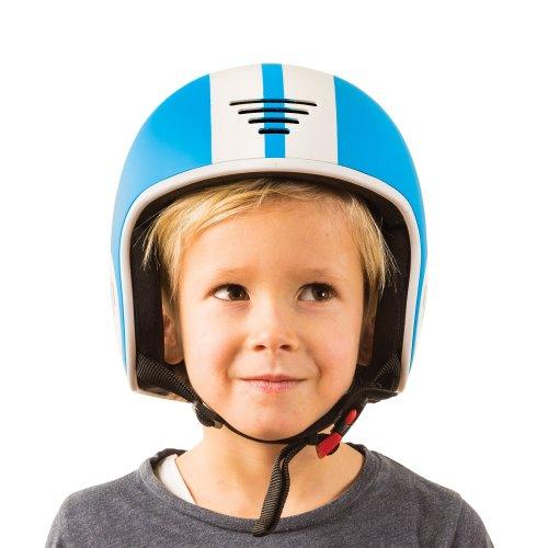 Chillafish Bobbi Helmet Size Small 51 - 55cm Multi Sport Helmet Ages 4-8 Years Blue