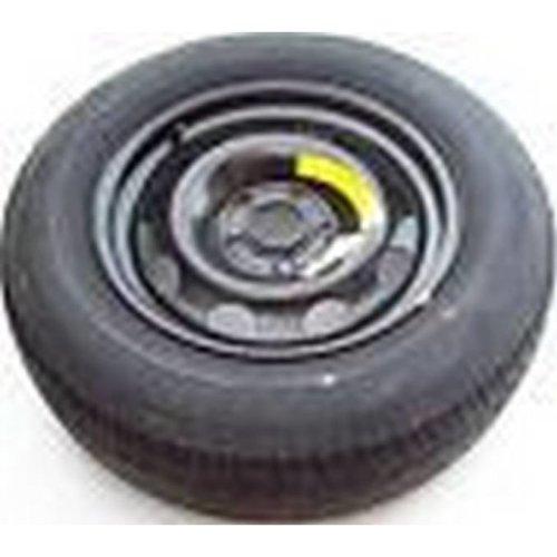 "Vauxhall Opel Omega & Vectra New 15"" Steel Wheel & Dunlop Tyre 205 65 R15 94V"