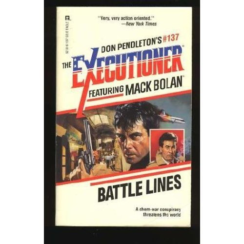 Battle Lines (Mack Bolan)
