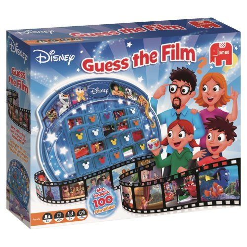 Disney 19414 Guess The Film Game