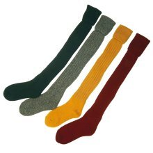 Bisley Plain socks warm wool - countrywear shooting and hunting stockings breeks