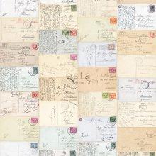 non-woven wallpaper XXL postcards