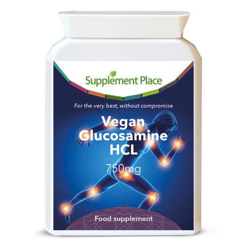 Glucosamine HCL (Vegan) 750mg
