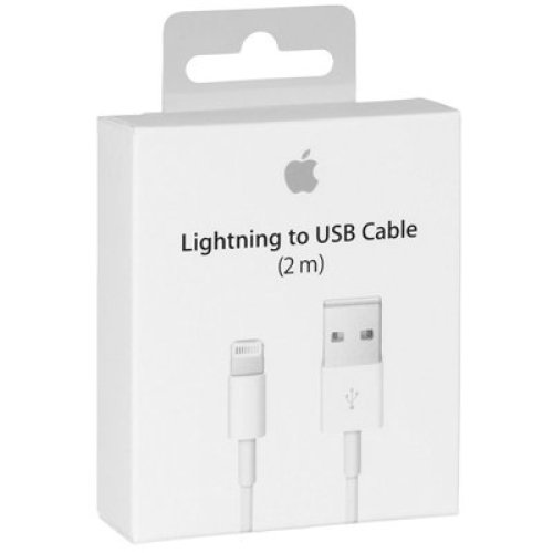 Apple Lightning To Usb Cable 2M MD819ZM/A