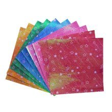 Perfect for Schools and Teachers 15X15 cm Square Origami Paper - 50 Pieces