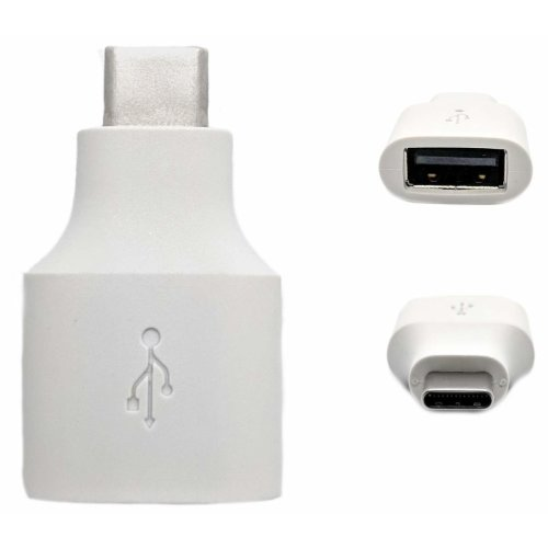 Official Original Google Quick Switch Adaptor OTG USB Type A Female to USB Type C Male Adapter