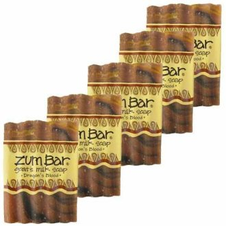 Dragons Blood Zum Bars Multipack (5 Count) By Indigo Wild