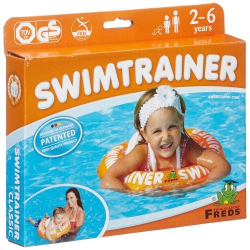 FREDS SWIM ACADEMY Swimtrainer Classic, Orange
