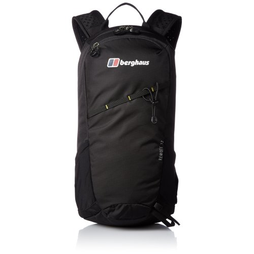 Berghaus Remote Outdoor Backpack, Black/Black, 12 Litres