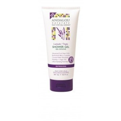 Andalou - Lavender Thyme Refreshing Shower Gel