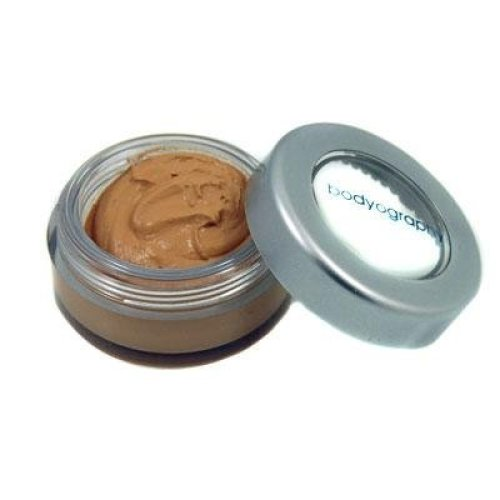 Bodyography Canvas Eye Mousse, Bisque, 0.22 Ounce