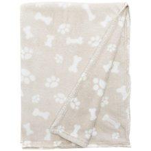 Trixie Kenny Blanket For Dog, 150 x 100 Cm, Beige - Dogcm -  trixie kenny dog blanket beige 100 150 cm