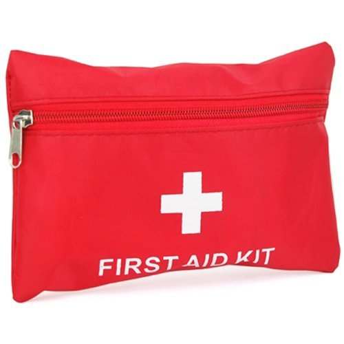 TRIXES Travel First Aid Kit for Camping Car Sports & Holiday