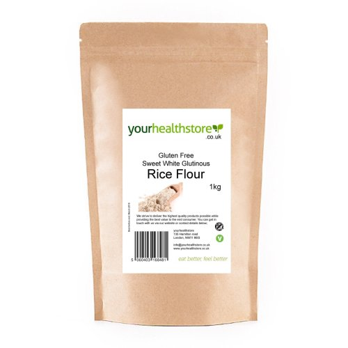 yourhealthstore Premium Gluten Free Sweet Rice Flour (glutinous) 1kg