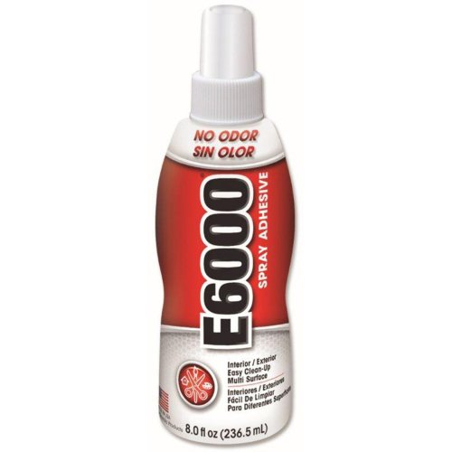 E6000 Spray Adhesive-8oz