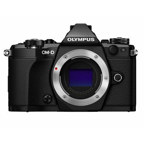 Olympus OM-D E-M5 Mark II Camera Body - Black
