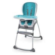 Ingenuity Trio Smart Clean High Chair (Aqua, 3-in-1)