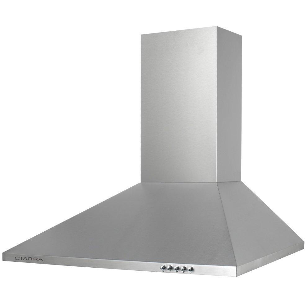 60cm Stainless Steel Chimney Cooker Hood 600mm Range Hood