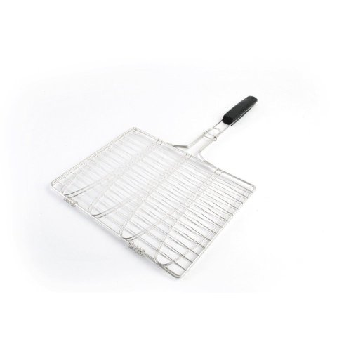 Steven Raichlen Stainless Fish Grilling Basket