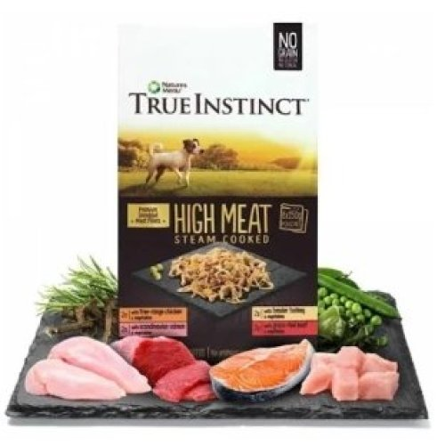 True Instinct Multipack Fillets for Small Breed Adult Dogs, 8 x 150g