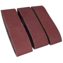 FERM Three Piece Sanding Belt Paper BSA1013
