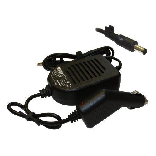 Samsung NP-N150-JA04AT Compatible Laptop Power DC Adapter Car Charger