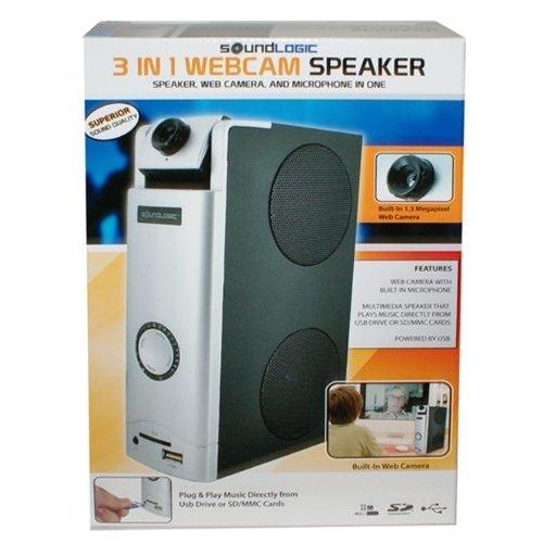 Sound Logic PC Multimedia Speaker PCMS 64912