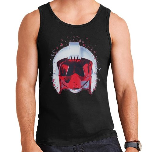Original Stormtrooper Rebel Pilot Helmet Shatter Effect Men's Vest